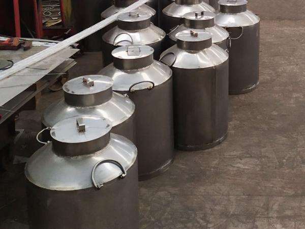 不锈钢酒篓罐